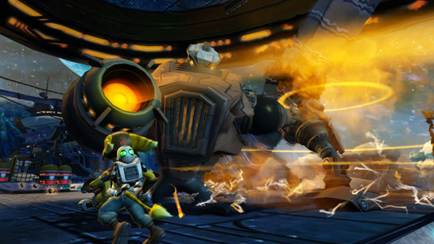 Ratchet & Clank Future: Tools of Destruction® Screenshot 4