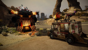 Twisted Metal™ Screenshot 5