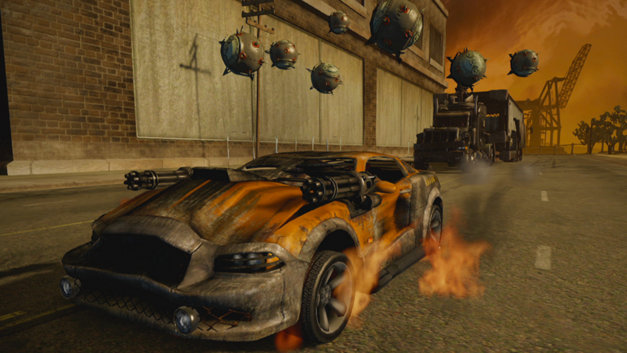 Twisted Metal™ Screenshot 7