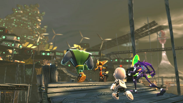Ratchet & Clank: All 4 One™ Screenshot 4