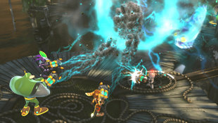 Ratchet & Clank: All 4 One™ Screenshot 2