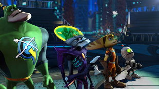 Ratchet & Clank: All 4 One™ Screenshot 9