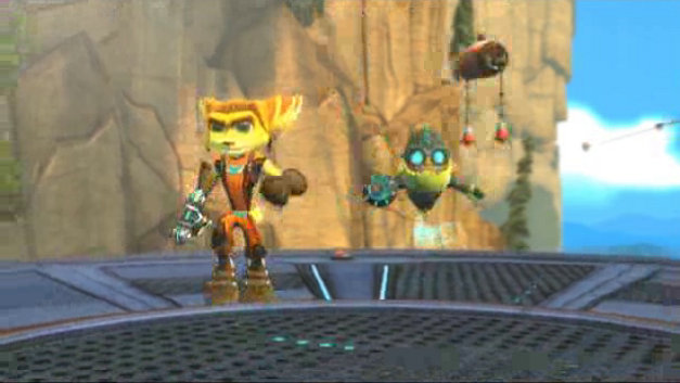Ratchet & Clank: All 4 One™ Video Screenshot 7