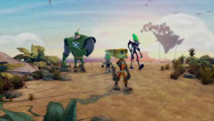 Ratchet & Clank: All 4 One™ Video Screenshot 5