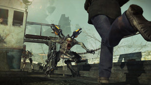 Resistance®3 Screenshot 2