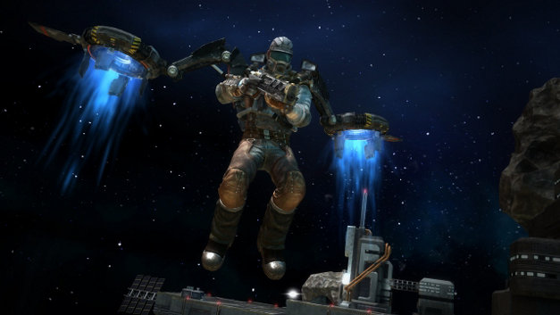 Starhawk™ Screenshot 1