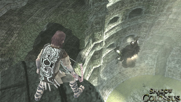 ICO and Shadow of Colossus Collection Screenshot 4
