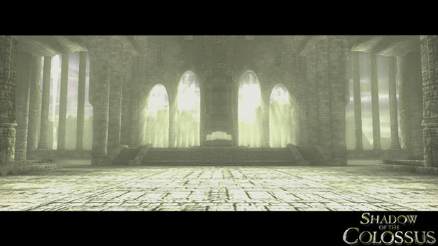 ICO and Shadow of Colossus Collection Screenshot 1