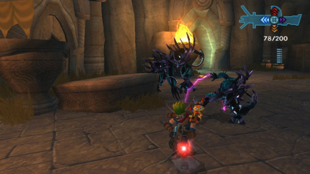 Jak and Daxter Collection Screenshot 1