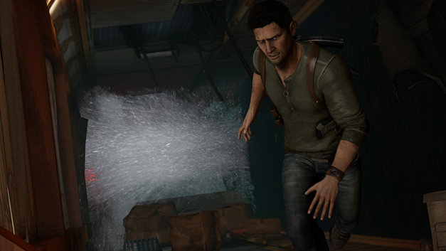 UNCHARTED 3: Drake's Deception™ Collector's Edition Screenshot 16