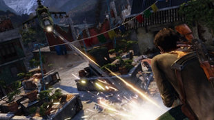 UNCHARTED™ Greatest Hits Dual Pack Screenshot 9