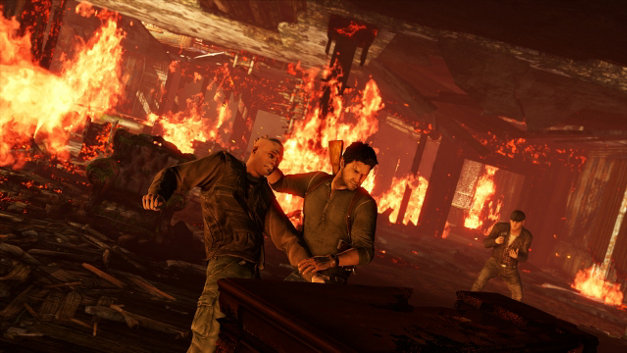 UNCHARTED 3: Drake's Deception™ Screenshot 31