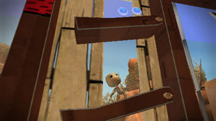 LittleBigPlanet (PSP®) Screenshot 3