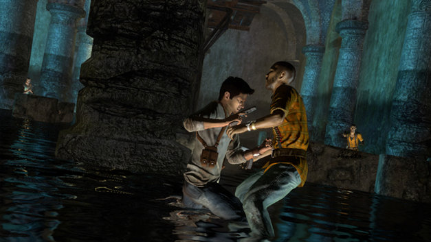 Uncharted: Drake's Fortune  Screenshot 7