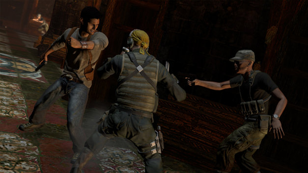 Uncharted: Drake's Fortune  Screenshot 4