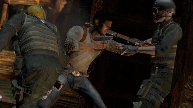Uncharted: Drake's Fortune  Screenshot 1