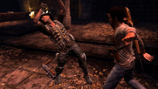 Uncharted: Drake's Fortune  Screenshot 9
