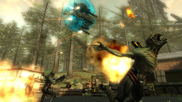 Resistance 2® Screenshot 10