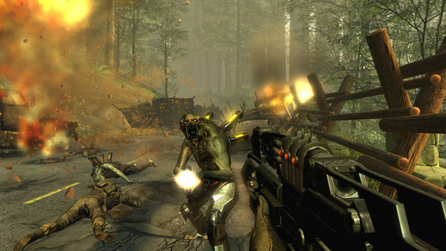 Resistance 2® Screenshot 4
