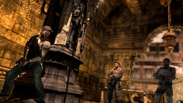 UNCHARTED 2: Among Thieves™ Screenshot 13
