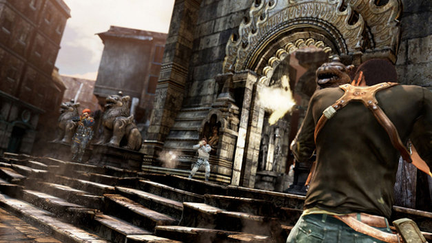 UNCHARTED 2: Among Thieves™ Screenshot 7