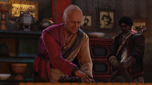 UNCHARTED 2: Among Thieves™ Screenshot 16