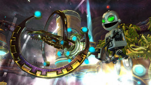 Ratchet & Clank® Future: A Crack in Time Screenshot 6