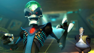 Ratchet & Clank® Future: A Crack in Time Screenshot 20