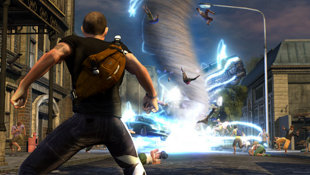 inFAMOUS™ 2 Screenshot 3