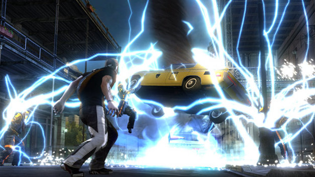 inFAMOUS™ 2 Screenshot 4