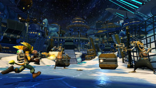 Ratchet & Clank Future: Tools of Destruction® Screenshot 6