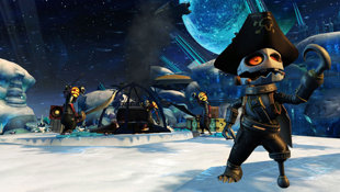 Ratchet & Clank Future: Tools of Destruction® Screenshot 3