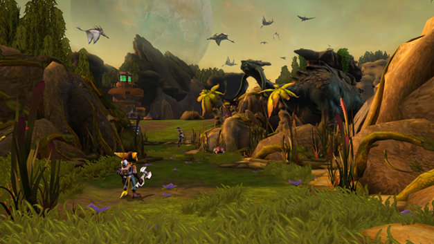 Ratchet & Clank Future: Tools of Destruction® Screenshot 7