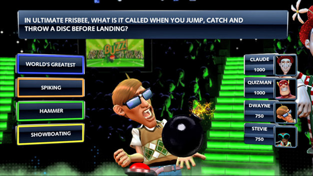 BUZZ!™ Quiz TV Screenshot 10