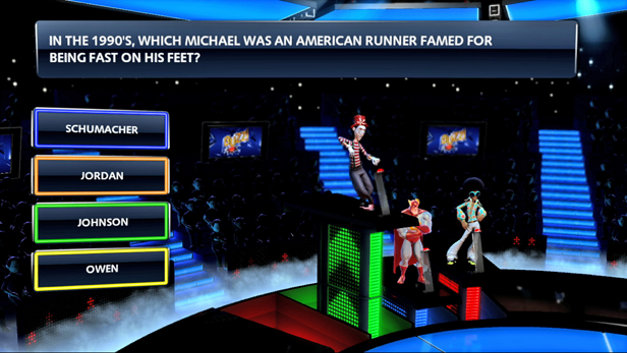 BUZZ!™ Quiz TV Screenshot 1