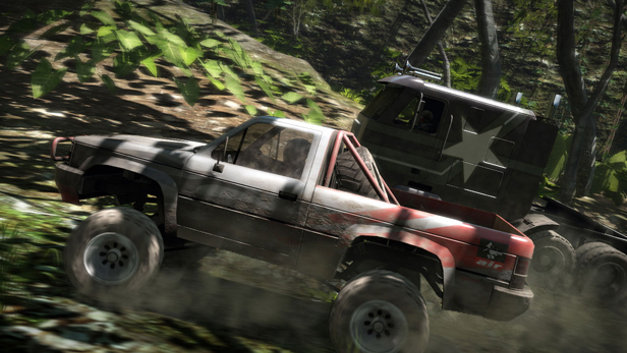 MotorStorm® Pacific Rift Screenshot 7