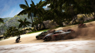 MotorStorm® Pacific Rift Screenshot 2