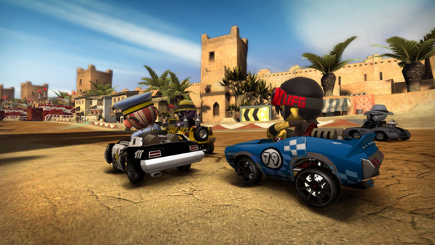 ModNation™ Racers Screenshot 22