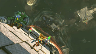 Ratchet & Clank: All 4 One™ Screenshot 11