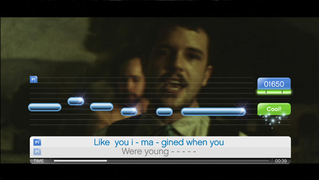 SingStar® Vol. 2 Screenshot 4