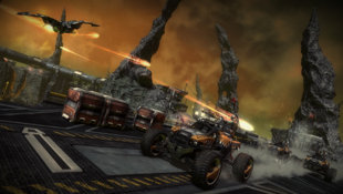 Starhawk™ Screenshot 9