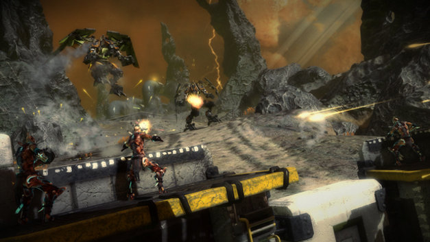 Starhawk™ Screenshot 10