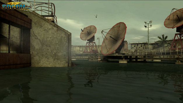 SOCOM: U.S. Navy SEALs Confrontation (Game Only) Screenshot 7