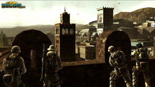 SOCOM: U.S. Navy SEALs Confrontation (Game Only) Screenshot 20