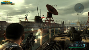 SOCOM: U.S. Navy SEALs Confrontation (Game Only) Screenshot 2