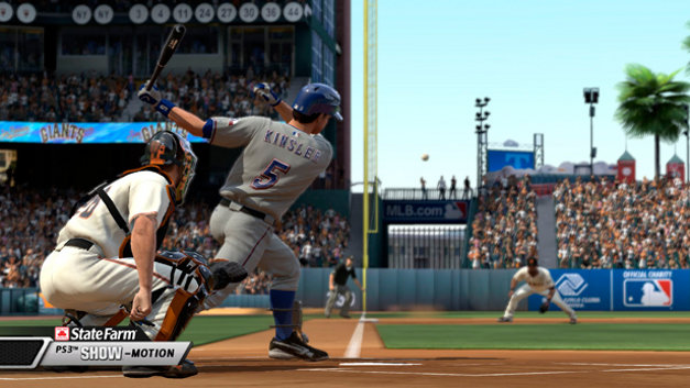 MLB® 11 The Show™ Screenshot 4