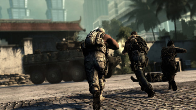 SOCOM 4: U.S. Navy SEALs Screenshot 1