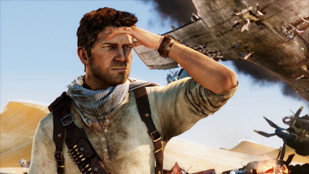 UNCHARTED 3: Drake's Deception™ Collector's Edition Screenshot 10