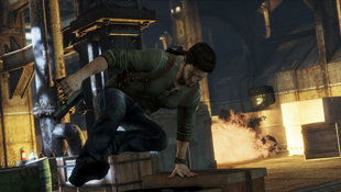 UNCHARTED 3: Drake's Deception™ Collector's Edition Screenshot 5