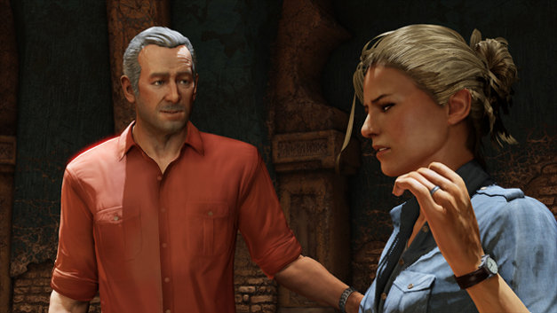UNCHARTED 3: Drake's Deception™ Collector's Edition Screenshot 28